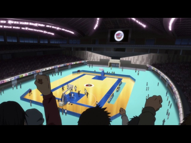[AniDub] 18 серия - Баскетбол Куроко ТВ-3 / Kuroko no Basuke TV-3