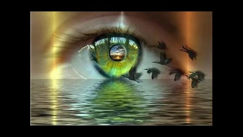 Как будет выглядеть окружающий Мир если снять с наших глаз зомбированное матричное восприятие