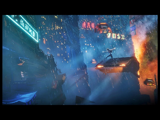 THE LAST NIGHT Gameplay (New CyberPunk Game) E3 2017