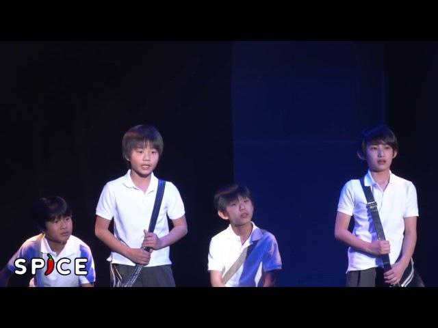 2017 일본 빌리엘리어트 뮤지컬 초연 프레스콜 Electricity