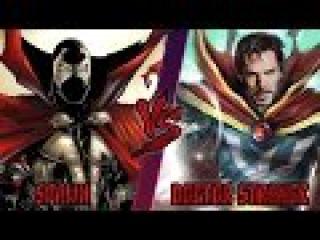 Спаун vs Доктор Стрендж / Spawn vs Doctor Strange - Кто кого? [bezdarno]