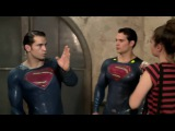 Съемки фильма Бэтмен против Супермена. Behind the scenes Batman v Superman