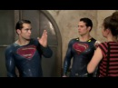 Было ДВА Супермена Съемки фильма Бэтмен против Супермена. Behind the scenes Batman v Superman