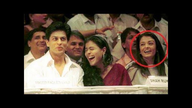 SRK masti with priyanka deepika katrina kajol and anushka