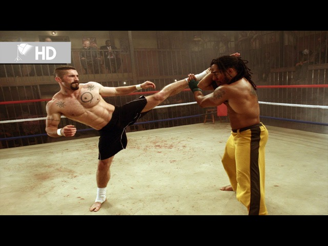 Yenilmez 3 | Yuri Boyka Ve Santiago Silva Maçı | Klip (812) | HD