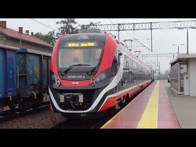 Stacja PKP Podłęże [ IC TLK KML Cargo ] bonus
