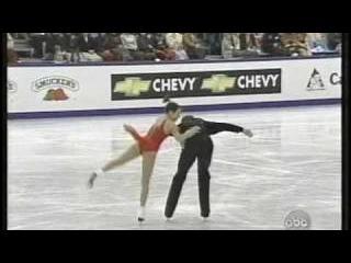 Petrova Tikhonov (RUS) - 2002 World Figure Skating Championships, Pairs' Free Skate