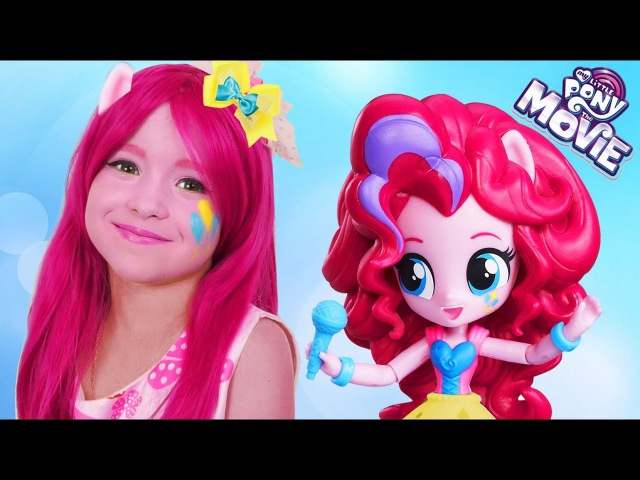 Learn colors with Baby Songs Nursery Rhymes Finger Family Song Kids Magic Transform My Little Pony
