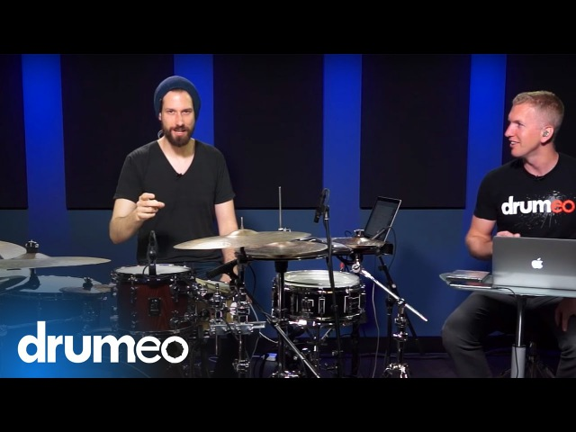 Benny Greb On Drum Practice Vs. Performing