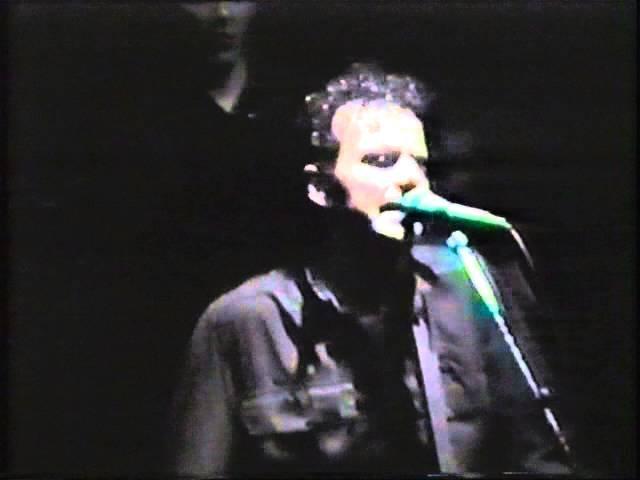 Live Newcastle Poly 21/03/87