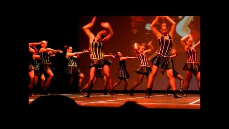 Moulin Rouge- Jazz dance