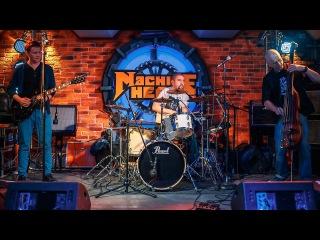 Asketics - Буря (Саратов, Machine Head, 17.11.2016)