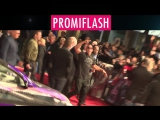 Вин Дизель на премьере Форсаж 8 в Берлине, 4 апреля 2017