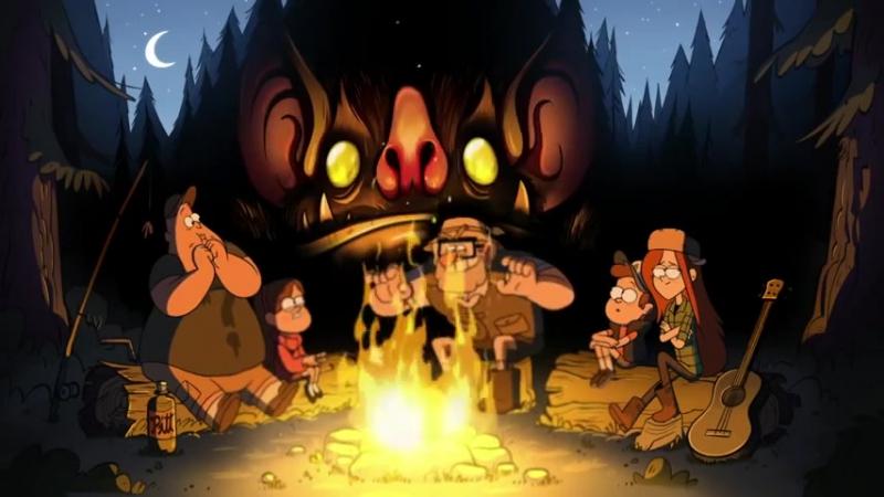 Гравити Фолз - Тайна поместья Нортвестов - Серия 10, Сезон 2_6