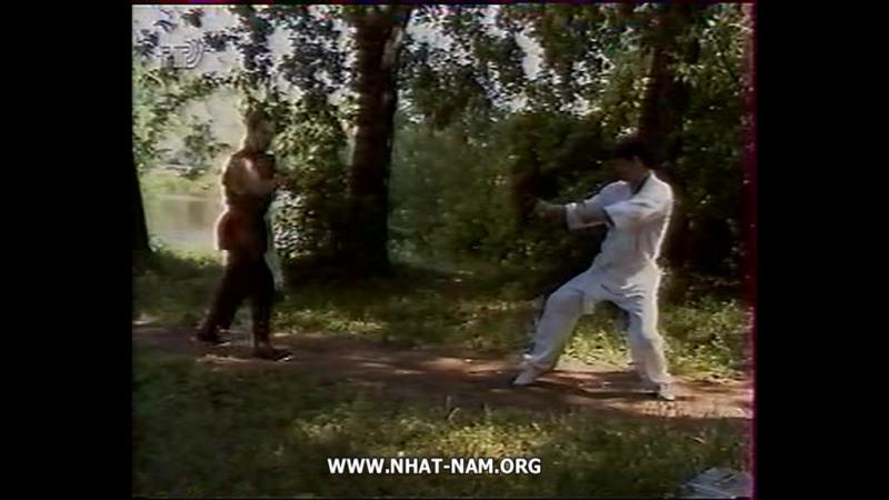 Видеосюжет о Нят-нам, 1996 г. (в телепередаче Пилигрим на РТР)