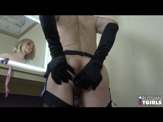[russian-tgirls] kate violin plays shemale trans tranny anal gay sissy trap трансы порно ladyboys tgirls