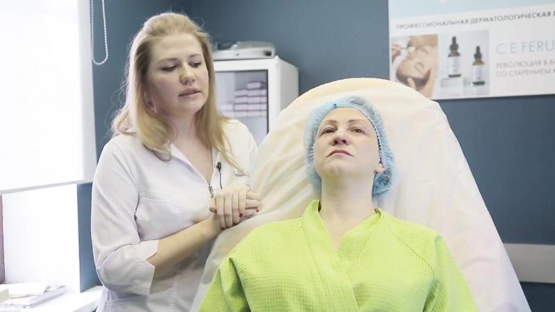 Мезонити с шипами Роуз в клинике Леге Артис