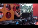 Fernanda Martins @ Refuse Stage - Decibel Outdoor Festival 2016