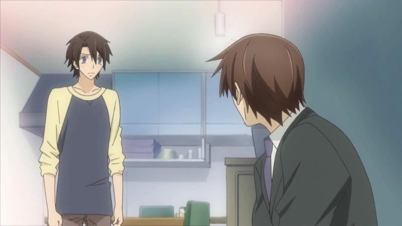 Лучшая в мире первая любовь ТВ 2 Sekai ichi Hatsukoi 2 2 сезон 3 серия