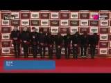 161229 UP10TION @ Красная ковровая дорожка фестиваля «KBS Gayo Daechukje»