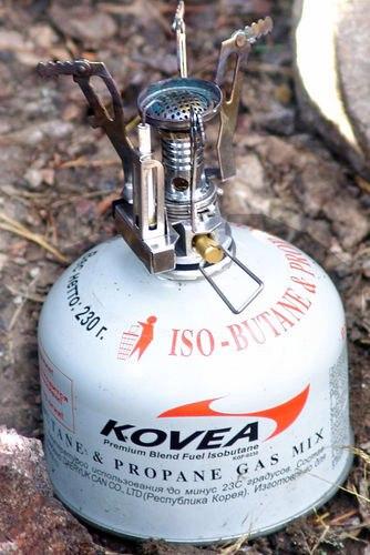 Экипировка: Газовые горелки на рыбалке.