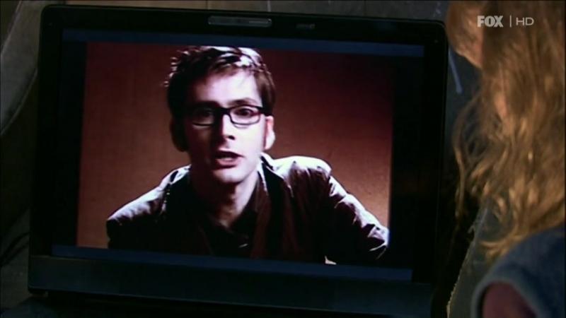 Доктор Кто 3 сезон 10 серия Не моргай TARDIS time and space