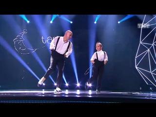 Танцы: Егор Дружинин и Настя Нестерова (Charlie Winston - Rockin' In The Suburbs)