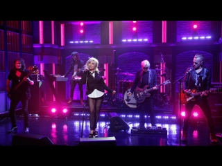 Blondie - Long Time (Late Night with Seth Meyers)