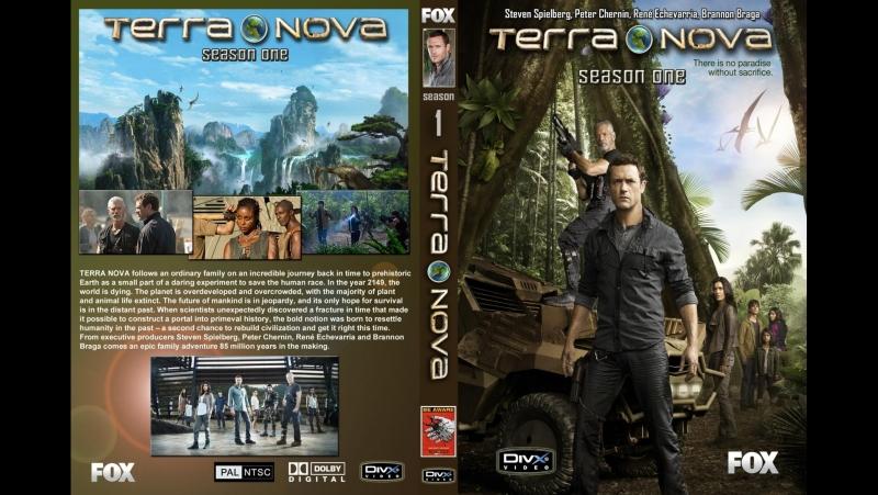 Сериал Терра Нова/Terra Nova 1 сезон 6-7 серия (2011)