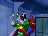 Человек паук 1994-1998 4 сезон 11 серия - Партнеры в опасности. Часть 11.
