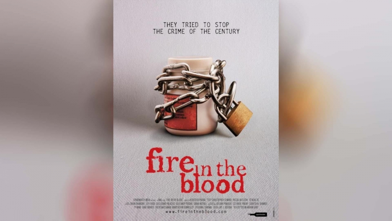 Огонь в крови (2013) | Fire in the Blood