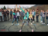 GRADE SCHOOL DANCE BATTLE! BOYS VS GIRLS! -- ScottDW | УЛИЧНЫЕ ТАНЦЫ