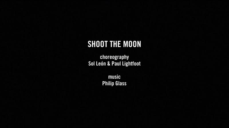 NDT Shoot the Moon Sol Leon et Paul Lightfoot
