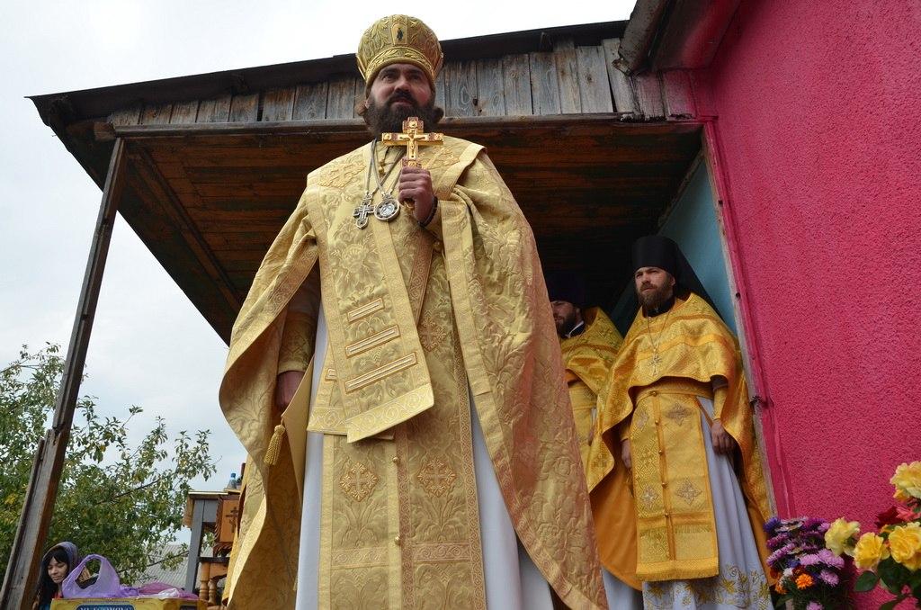 В хуторе Новоисправненском прошел Крестный ход