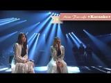 КАРАОКЕ Hyorin &amp Soyou (SISTAR) - Hurt (Christina Aguilera Cover) рус. саб. рус. суб rus_karaoke rom translation