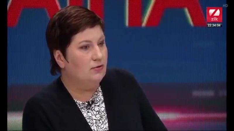 Михаил Саакашвили на канале Zik 13.04.2017 «Другая Украина»