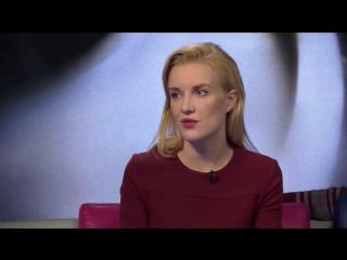 Оксана Карас и Семен Трескунов в эфире программы