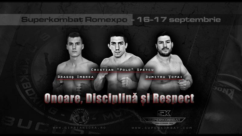 Superkombat Romexpo - 16 - 17 septembrie