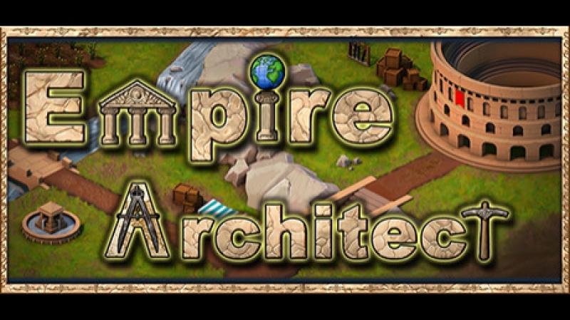 Empire Architect (градостроительный симулятор, Рим, 2017)