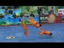 1st China National Wushu Games 第一届全国武术运动大会 Men Duilian Tianjin Team 天津 张欣欣 秦林飞 陈.66