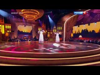 Синяя птица. Валерия Сергиенко, Вероника Мартыненко. Народный вокал