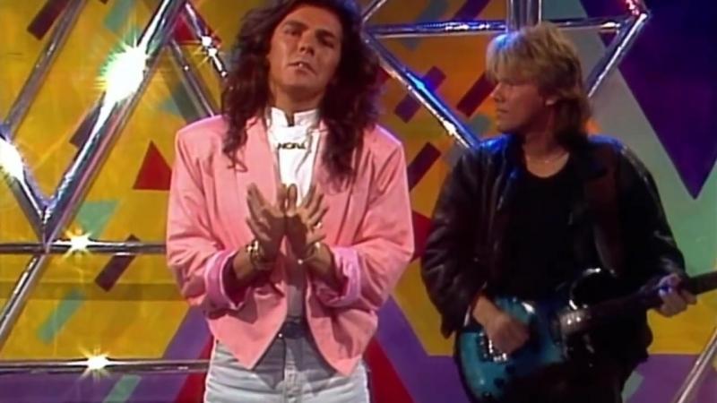 Modern Talking - Brother Louie (WWF Club 1986) [HD]