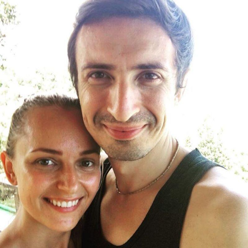 Алексей Лемар связался с пропавшей женой Мариной