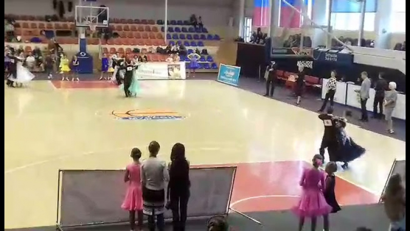 Квикстеп. 15.10.2017 Бархатный Крым