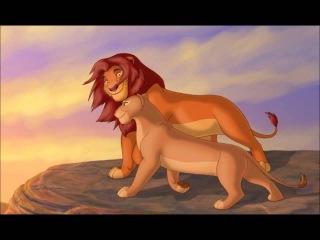 A tribute to Mufasa & Sarabi.
