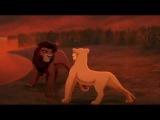 Le roi lion 2 - Kovu sauve Kiara et confonte Simba