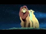 Le roi lion 2 - discussion entre Kiara et Kovu