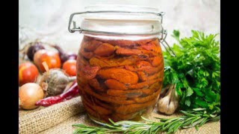 Вяленые помидоры Самый вкусный и проверенный рецепт