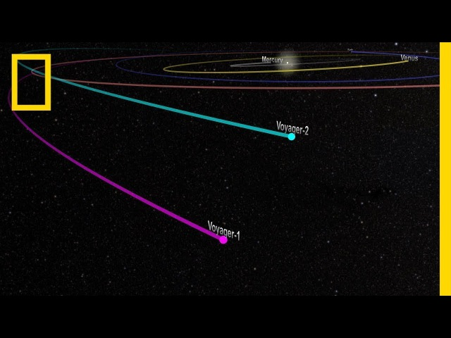 See Two Spacecraft Journey to Outer Reaches of Solar System | National Geographic