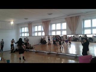 tabla-solo workshops belly dance Victoria Gubka